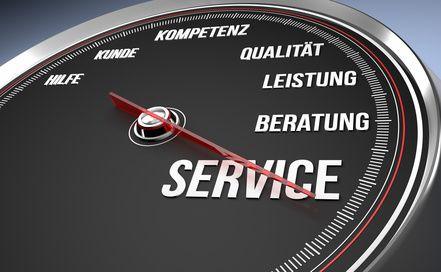 Service-Tacho